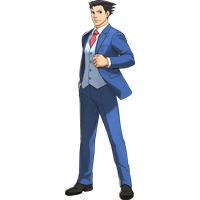 Download Ace Attorney Free PNG photo images and clipart | FreePNGImg clip art black and white library