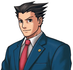 Ace Attorney PNG Transparent Images | Free Download Clip Art ... banner library stock