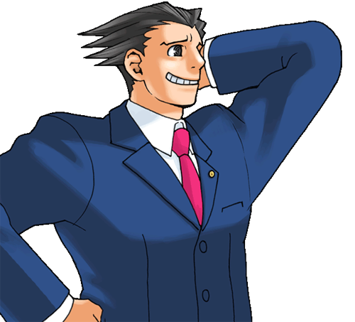 Ace attorney clipart clipart freeuse library Ace Attorney PNG Transparent Images | Free Download Clip Art ... clipart freeuse library