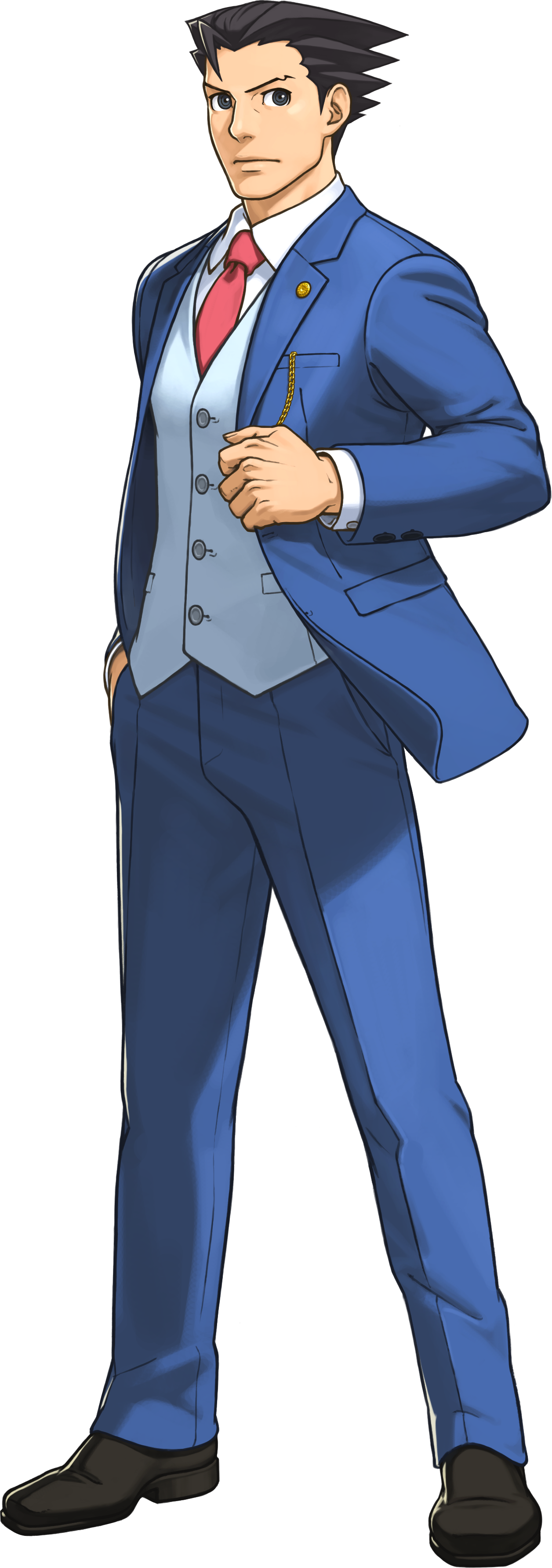 Ace attorney clipart graphic library Ace Attorney PNG Transparent Images | Free Download Clip Art ... graphic library