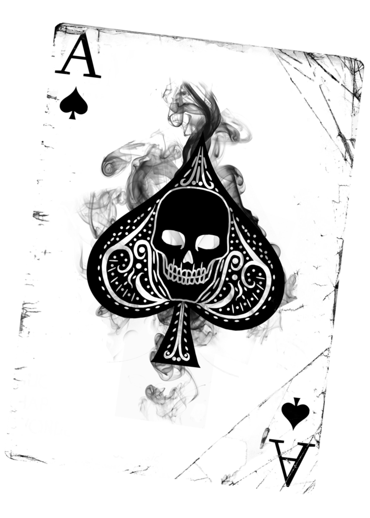 Ace baseball clipart jpg freeuse library Ace of Spades by ~The-demons-heart on deviantART | Ace of Spades ... jpg freeuse library