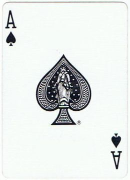 Ace card clipart jpg library download Ace Of Clubs Playing Card Clipart - Clipart Kid jpg library download