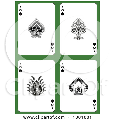 Ace clipart green banner library Royalty-Free (RF) Ace Clipart, Illustrations, Vector Graphics #1 banner library