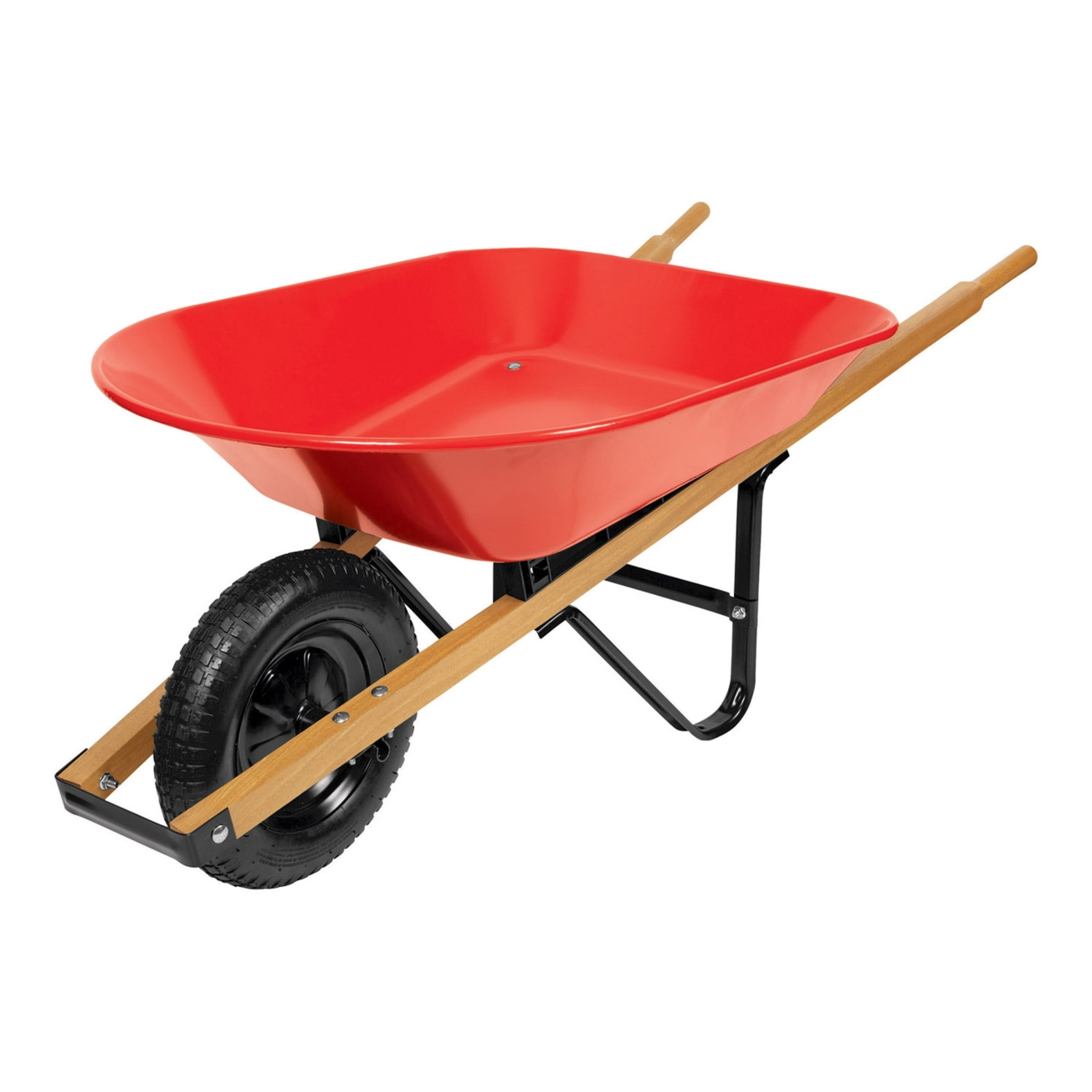Wheelbarrows - Steel and Contractor Wheelbarrows at Ace Hardware ... png freeuse download