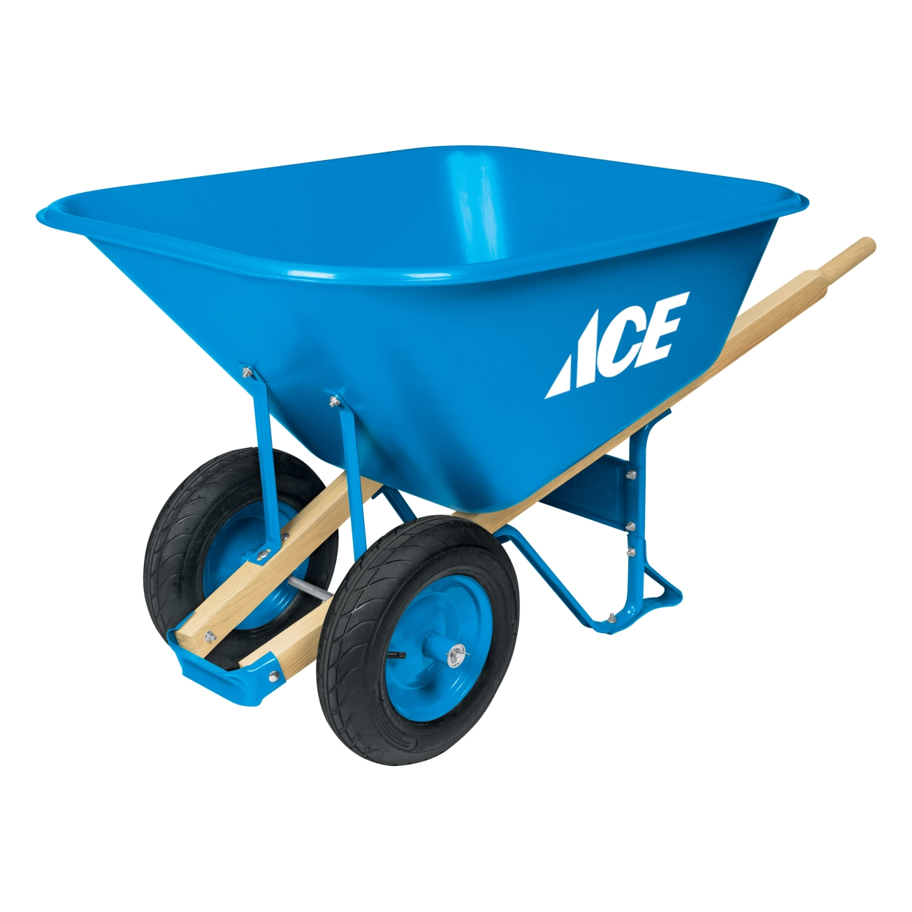 Wheelbarrows - Steel and Contractor Wheelbarrows at Ace Hardware ... png transparent library