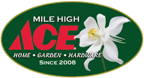 Mile High Ace Hardware & Garden | Northern Denver Hardware Store banner transparent