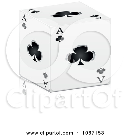 Ace of clubs clipart picture free library Ace of clubs clipart - ClipartFest picture free library
