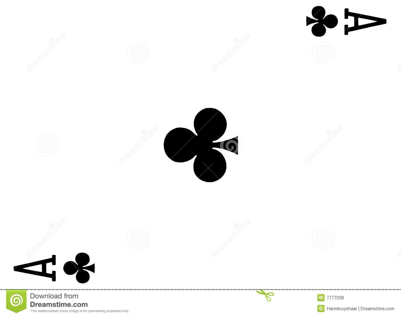 Ace of clubs clipart picture free library Ace Of Clubs Playing Card Clipart - Clipart Kid picture free library