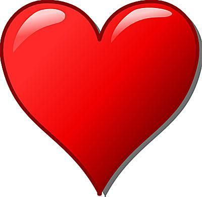 Clipart hearts - ClipartFest svg freeuse