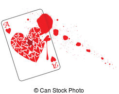 Ace of hearts Clipart Vector and Illustration. 1,024 Ace of hearts ... clipart transparent