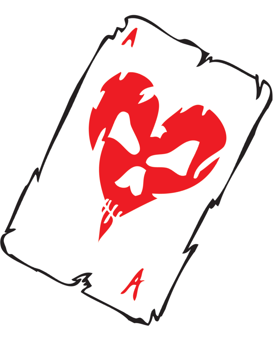 Ace Of Hearts Clipart - Clipart Kid banner stock