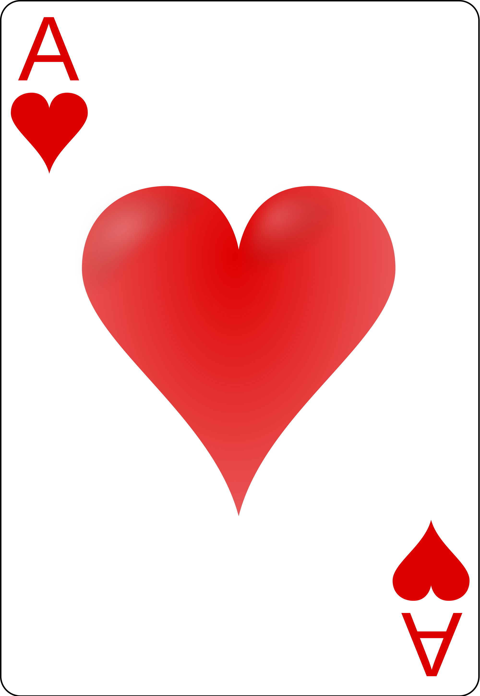 File:Ace of hearts.svg - Wikimedia Commons image download
