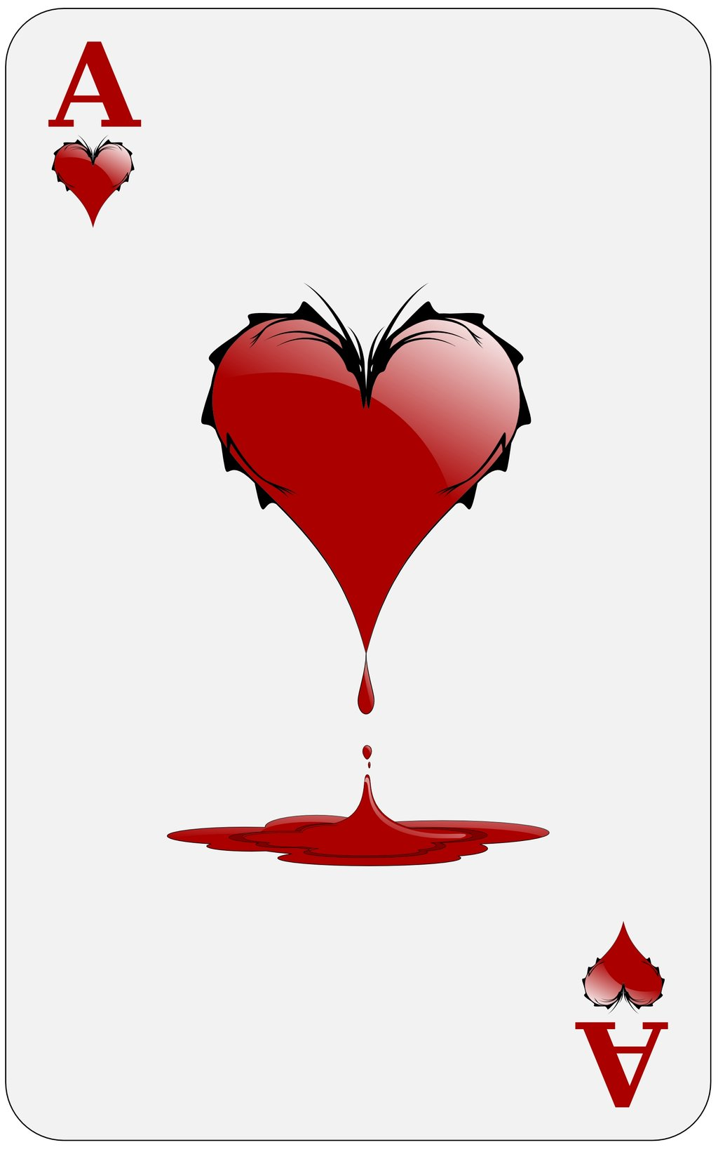 DeviantArt: More Like Ace Of Hearts by Saeiter jpg freeuse library