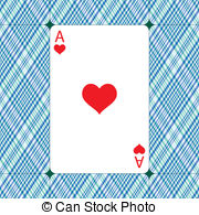 Ace of hearts clipart clipart royalty free stock Ace of hearts Clipart Vector and Illustration. 1,024 Ace of hearts ... clipart royalty free stock