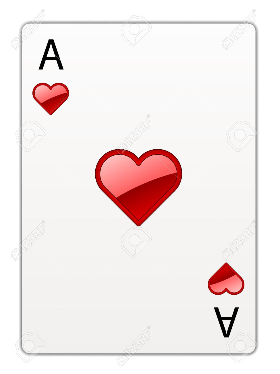 Ace of hearts clipart jpg free library 13,639 Ace Stock Illustrations, Cliparts And Royalty Free Ace Vectors jpg free library