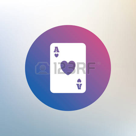 Ace of hearts clipart png royalty free download 5,942 Ace Of Hearts Stock Vector Illustration And Royalty Free Ace ... png royalty free download