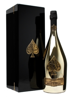 Download ace of spades champagne gold clipart Champagne Cattier ... png transparent library