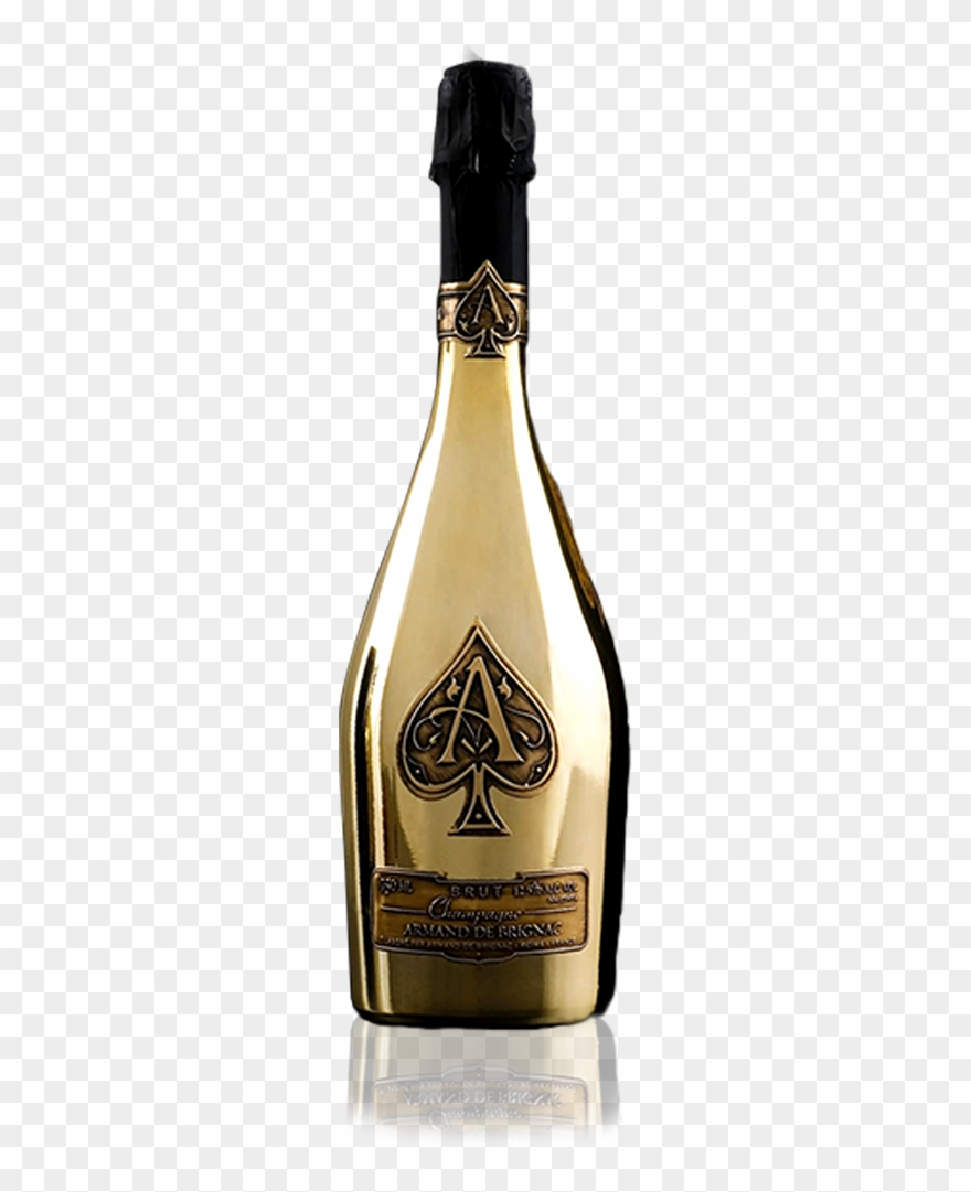 Ace Of Spade Bottle Png - Ace Of Spades Champagne Clipart - Clipart ... picture library library