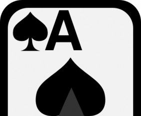 Jack Of Spades clip art | free vectors | UI Download svg transparent stock