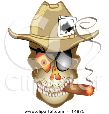 Royalty free rf skull. Ace of spades clipart eyes