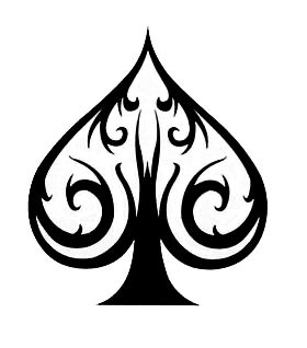 best images about. Ace of spades clipart eyes
