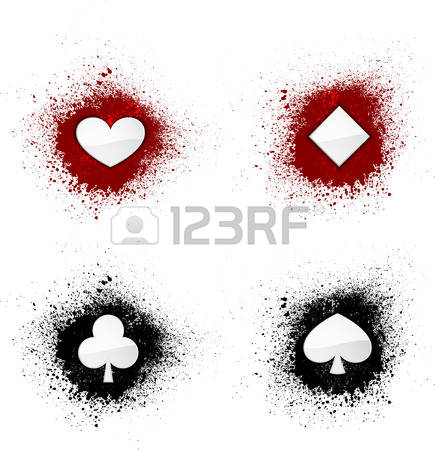 5,202 Ace Of Spades Stock Illustrations, Cliparts And Royalty Free ... jpg black and white download