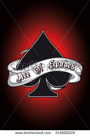 Stock images royalty free. Ace of spades clipart eyes