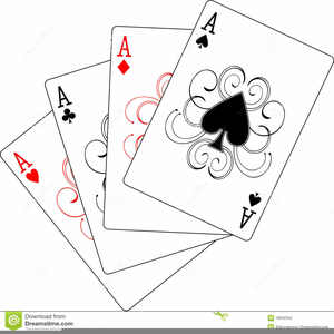 Ace playing cards clipart free image library download Ace Playing Cards Clipart | Free Images at Clker.com - vector clip ... image library download