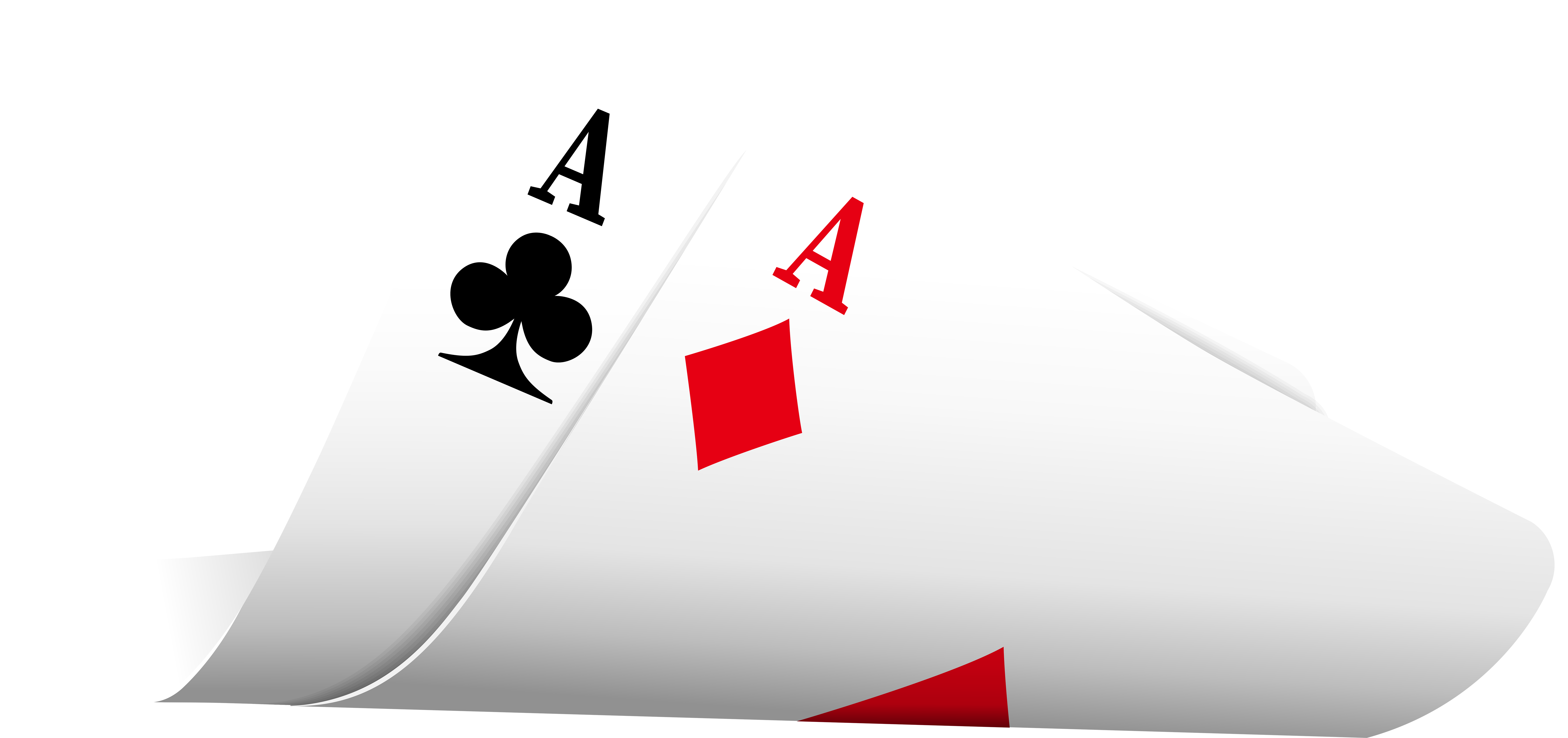 Aces clipart graphic library library Aces Cards PNG Clip Art - Best WEB Clipart graphic library library