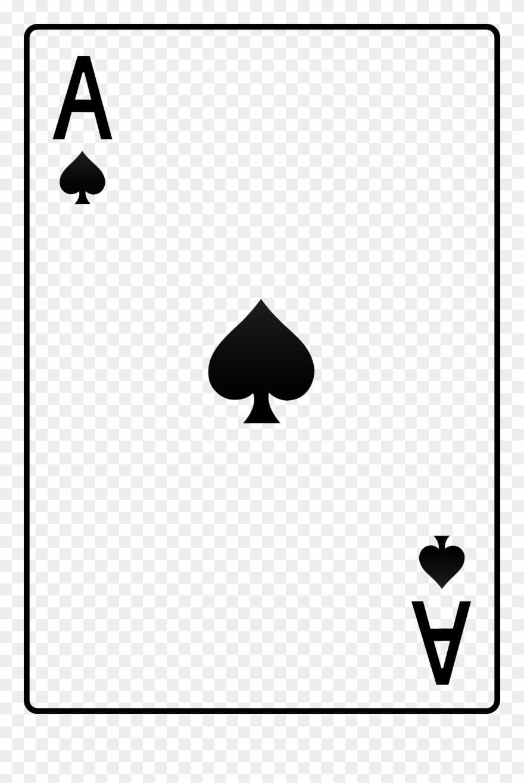 Clipart aces banner transparent Svg Freeuse Download 4 Vector Aces - Ace Card Png Clipart (#378193 ... banner transparent