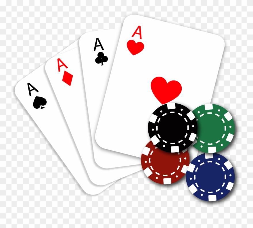 Four Aces Poker Cards Clip Art Vector Free Download - Cartas De ... image black and white download