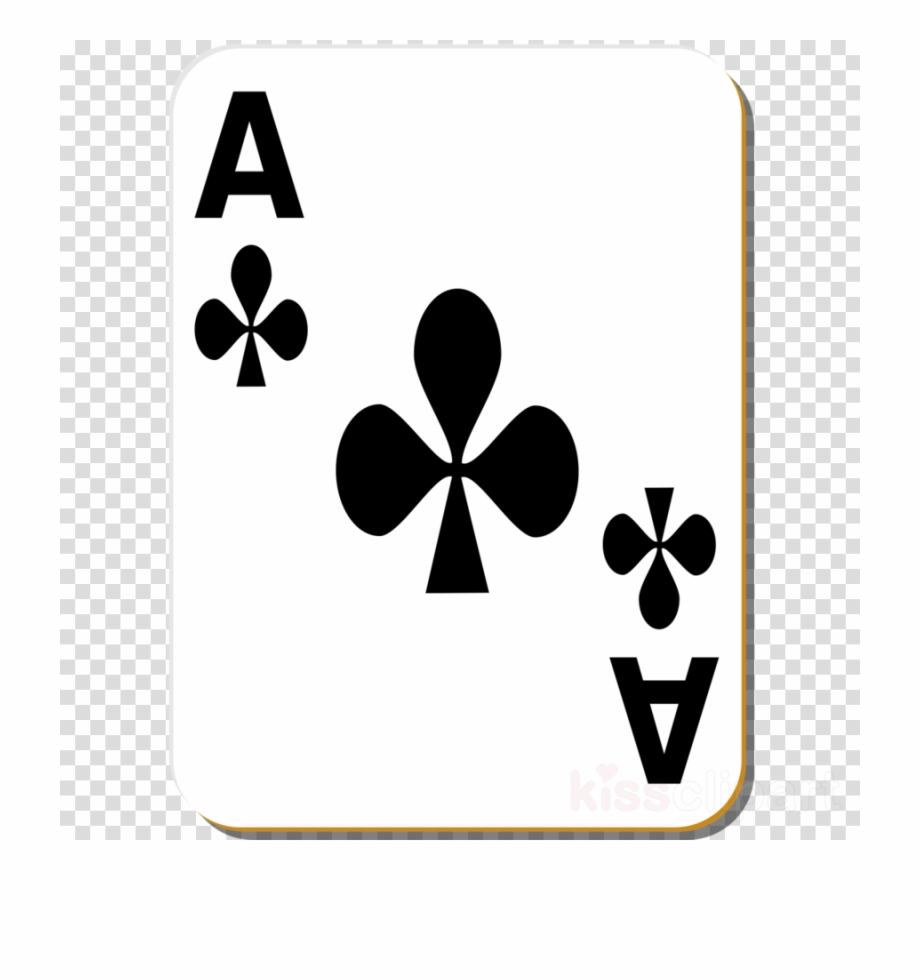 Download Playing Cards Clipart Contract Bridge Playing - Five Aces ... jpg black and white library