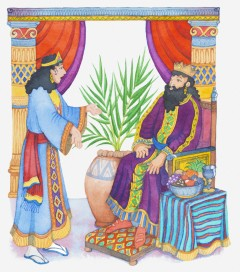 Achashverosh clipart graphic download Esther: Paradigm of Self-Sacrifice - Purim & Adar graphic download