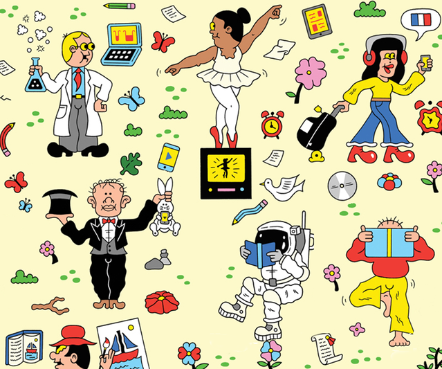Achievers in july decided to try clipart download The Golden Age of Teaching Yourself Anything | Psychology Today download