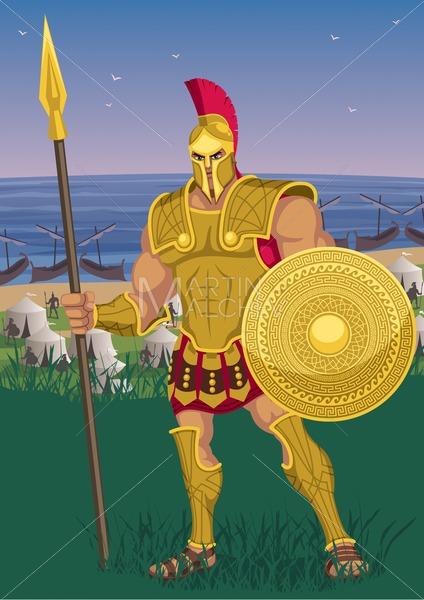 Achilles armor clipart clip freeuse Achilles clip freeuse