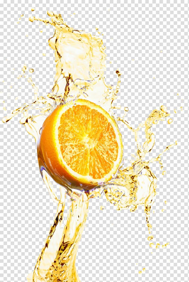 Acid splash clipart banner black and white stock Orange juice Lemonade, Orange juice splash decoration design ... banner black and white stock