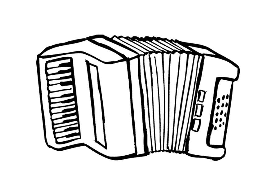 Acordeon clipart clip art black and white Free Accordion Clipart, Download Free Clip Art, Free Clip Art on ... clip art black and white