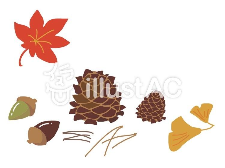 Acorn cone clipart image transparent stock Free Cliparts : Pine cones Acorn - 280255   illustAC image transparent stock
