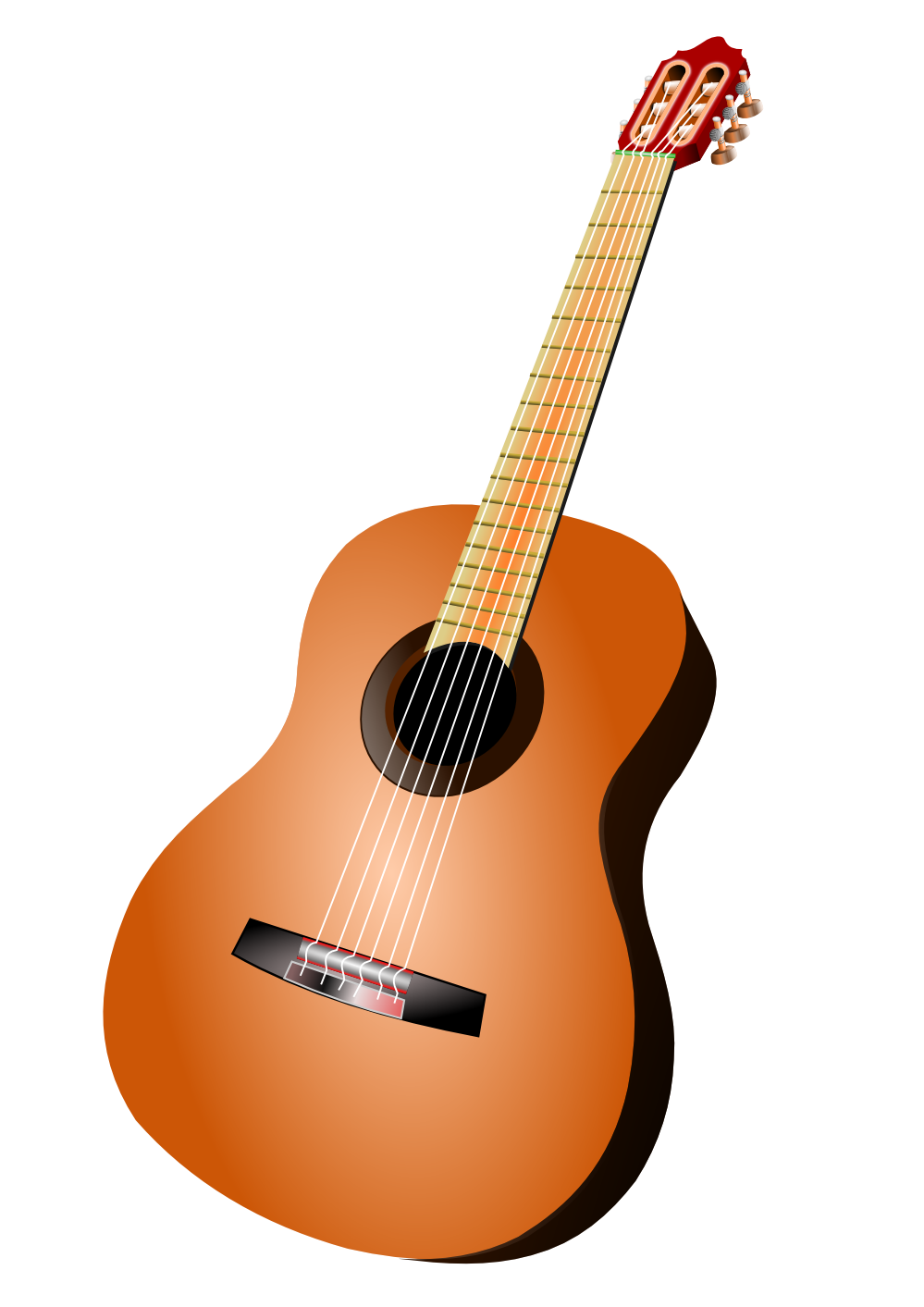 Pin by Hopeless on Clipart | Guitar clipart, Acoustic guitar ... clipart