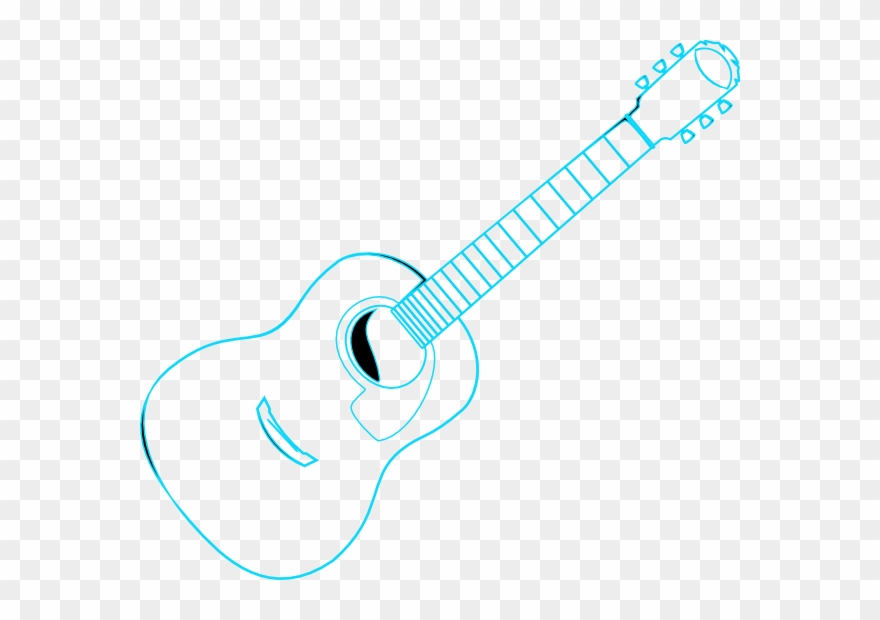 Electronics Clipart Guitar Clipart Outline Gallery - Electric Guitar ... jpg library stock