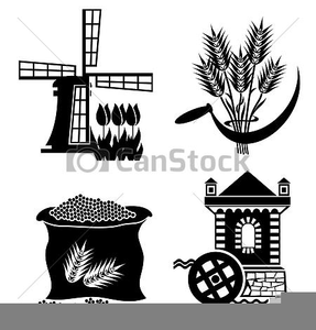 Clipart Mulino Ad Acqua | Free Images at Clker.com - vector clip art ... image royalty free