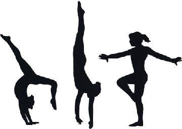 Acrobatics and tumbling clipart clip art royalty free download Tumbling Clip Art | dance and tumble | Gymnastics party, Gymnastics ... clip art royalty free download