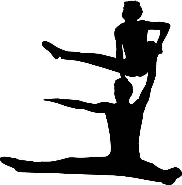 Acrobatics and tumbling clipart jpg transparent download Acro clipart for free download and use images in presentations ... jpg transparent download