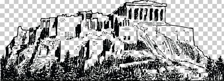 Acropolis images clipart vector freeuse Parthenon Classical Athens Coloring Book Map Acropolis Of Athens PNG ... vector freeuse