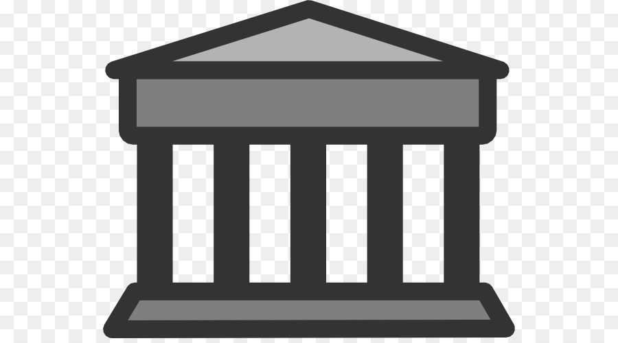 Athens greece clipart black and white image transparent House Symbol png download - 600*493 - Free Transparent Parthenon png ... image transparent