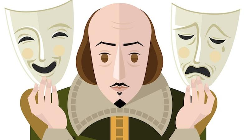 1 Mistake Actors Make With Shakespeare + How to Avoid It svg transparent stock