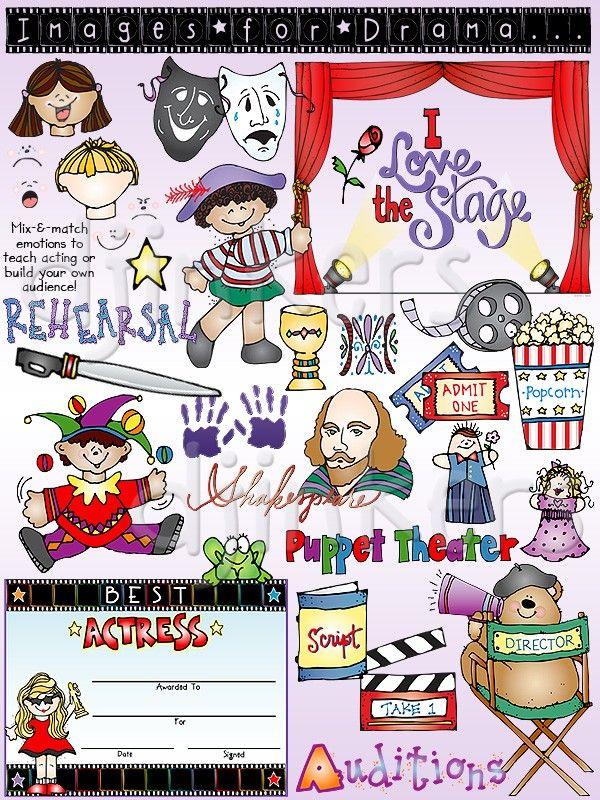 drama clip art, theater clip art, theatre clip art, shakespeare ... png transparent stock