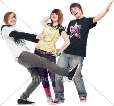 Acting silly clipart banner royalty free Stock Photo Three Young Teens Acting Silly Clipart - Image 58051008 ... banner royalty free