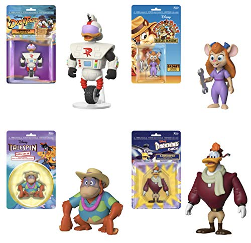 Action figure reenactment clipart svg royalty free download Funko Disney Afternoons Series 2 Collectible Action Figures, 3.75\