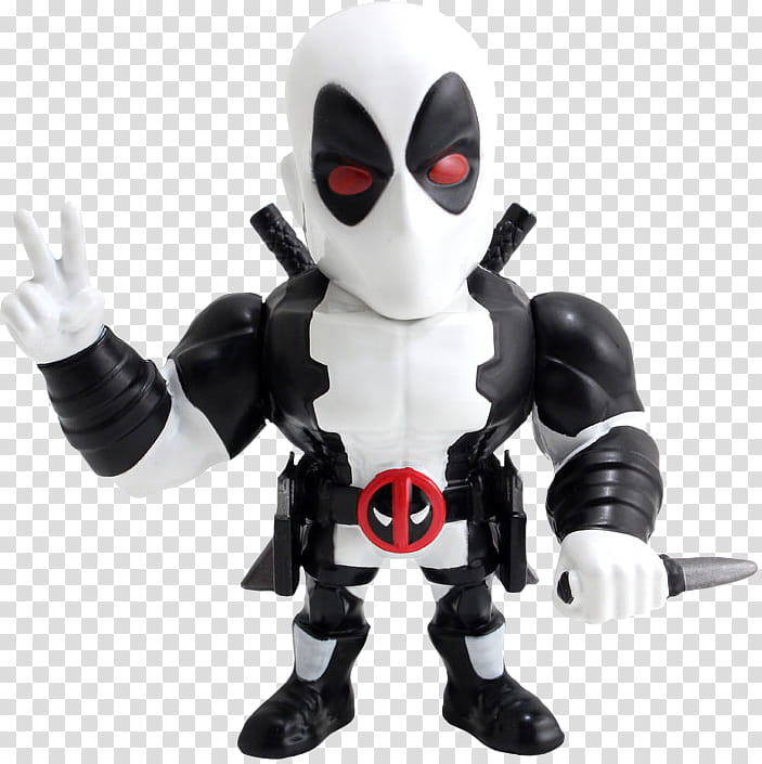 Action figures clipart clip art transparent stock Deadpool white black metals diecast action figure transparent ... clip art transparent stock